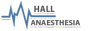Hall Anaesthesia